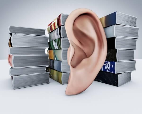 Äänikirjat opiskeluun